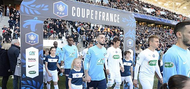 Foto: Pas de miracle en Coupe de France: Marseille sort une D4