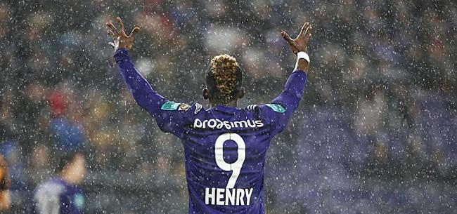 Foto: Déclaration choc d'Onyekuru dans la presse nigériane : il quitte Anderlecht !