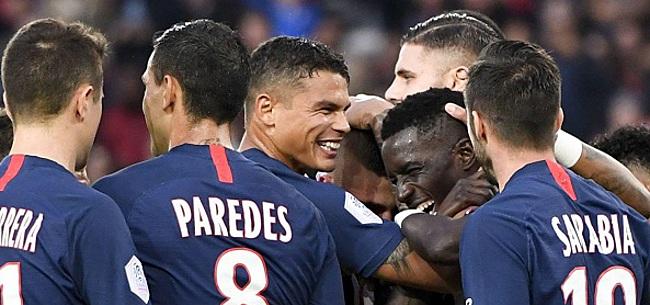 Foto: Le PSG perd un pion essentiel, il ne jouera pas à Bruges non plus