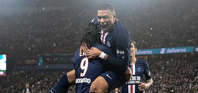 Foto: Sept buts entre le PSG et Bordeaux, Thiago Silva blessé, Neymar exclu