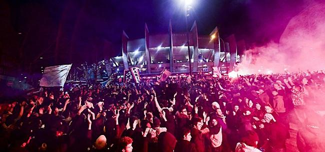 Foto: Le PSG va préparer la Ligue des Champions contre le poil à gratter du foot belge