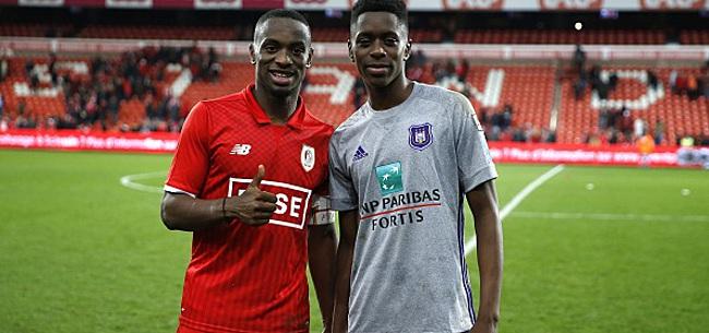 Foto: Mpoku est-il en droit de négocier avec Anderlecht pour le contrat de son frère ?