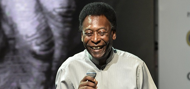 Foto: Pelé rassure ses fans:
