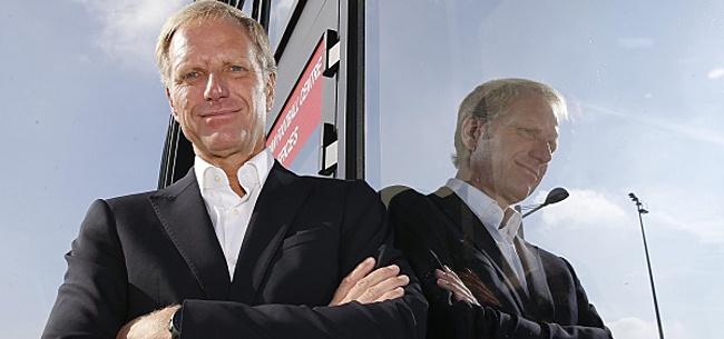 Foto: Le nouveau CEO de l'Union belge très dur: