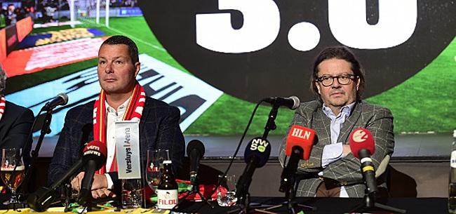 Foto: Nouveau problème pour Coucke: la vente d'Ostende dans le viseur