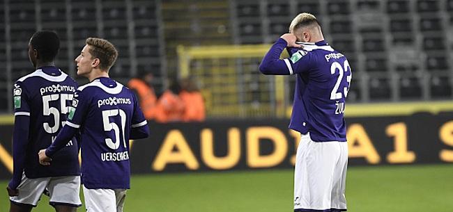 Foto: Anderlecht: il a présenté ses excuses à  Vercauteren