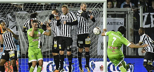 Foto: Charleroi prolonge l'un de ses attaquants jusqu'en 2022