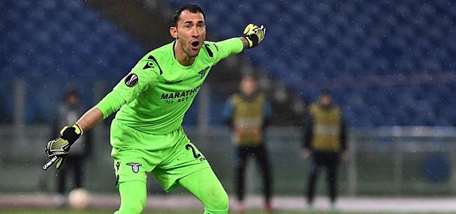 Foto: La Lazio pousse Silvio Proto vers la sortie