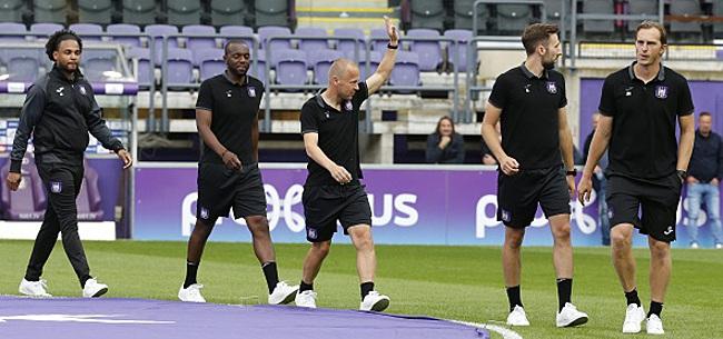 Foto: Encore un départ à Anderlecht, la politique du club inquiète