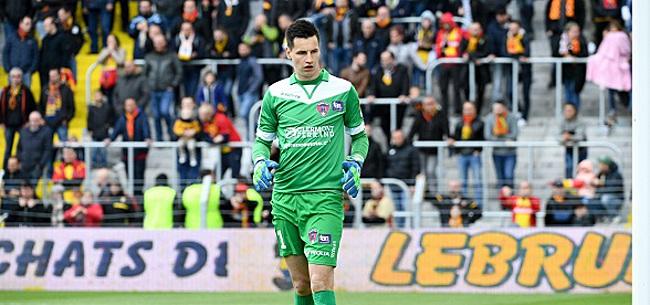 Foto: Amical : Rémy Descamps fait ses débuts avec le Sporting de Charleroi