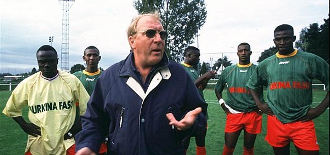 Foto: L'ancien journaliste sportif René Taelman est décédé