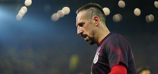 Foto: TRANSFERTS 2/2: cinq Anderlechtois sur le départ, Ribery en Italie