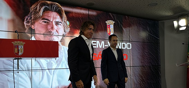 Foto: Sá Pinto révèle le club qu'il voudrait entrainer:
