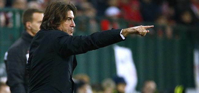 Foto: Il inscrit un triplé avec les U21, de quoi donner des idées à Sá Pinto?