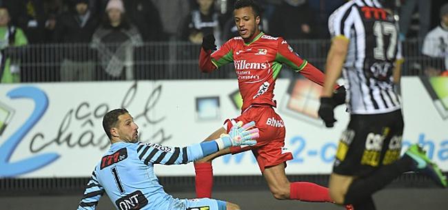 Foto: Ostende vs Saint-Trond: un affrontement riche en buts !