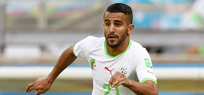 Foto: CAN Mahrez offre la finale à l'Algérie à la 95e minute