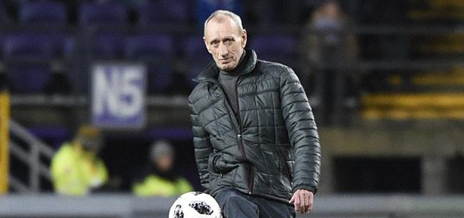 Foto: Décès de Rensenbrink: la réaction d'Anderlecht