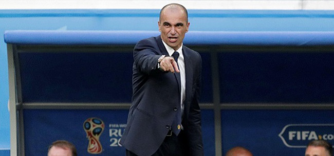 Foto: Martinez a le successeur de Vertonghen sous la main