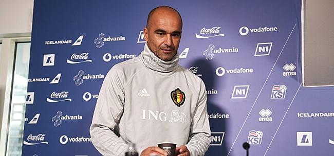 Foto: Un top club européen veut Roberto Martinez