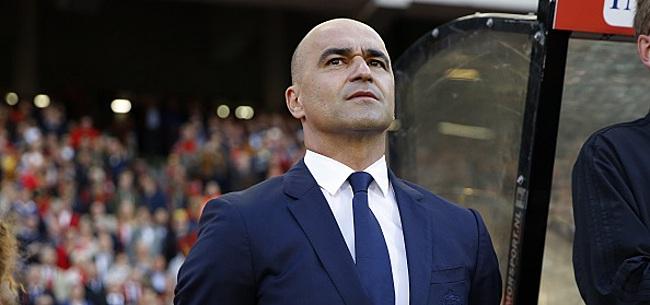 Foto: UB : Roberto Martinez va quitter son poste et sera remplacé par Ariel Jacobs