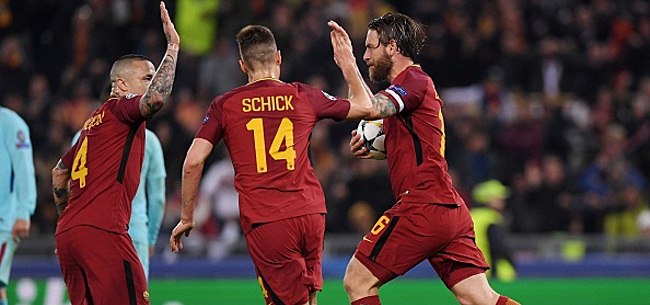 Foto: Serie A: Un derby romain accroché !