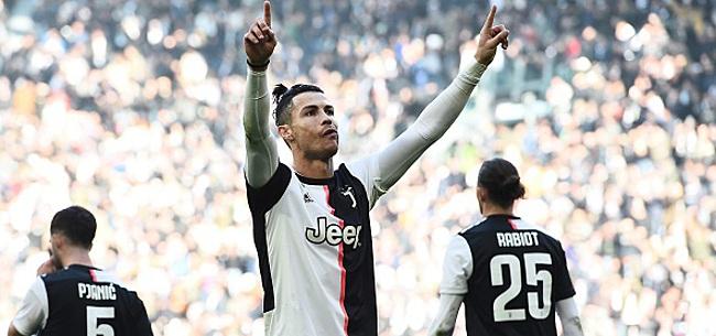 Foto: Ronaldo sauve encore la Juve, Saelemaekers joue un quart d'heure