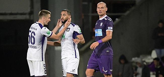 Foto: Anderlecht aura un attaquant supplémentaire dans un mois