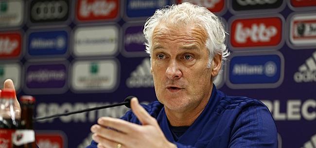 Foto: OFFICIEL: Anderlecht nomme le successeur de Rutten
