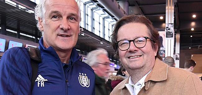 Foto: Un Anderlechtois vers Zulte-Waregem?