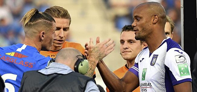 Foto: Kompany maillon faible d'Anderlecht? Dewaest sème le doute chez les Mauves