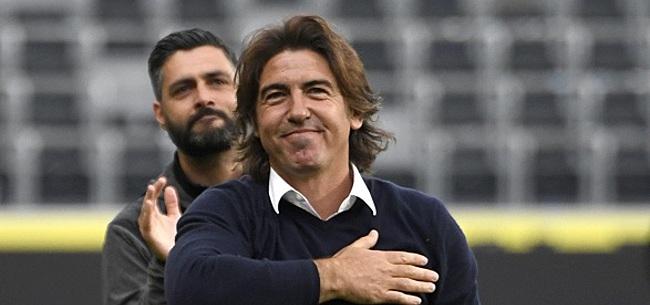 Foto: Un cadre du Standard au sujet de Sa Pinto:
