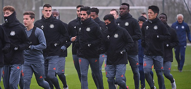 Foto: Viré par son club, il revient à Anderlecht