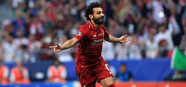 Foto: Salah est le quatrième joueur africain à marquer en finale de Champions League