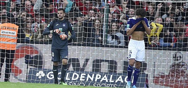 Foto: Anderlecht s'est-il vu infliger un penalty injustifié?