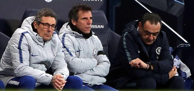 Foto: Sarri tente d'expliquer la défaite historique de Chelsea à Manchester City