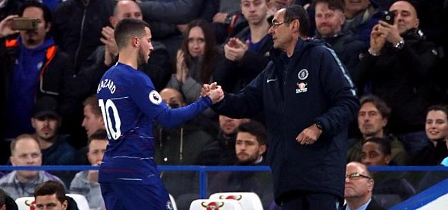 Foto: Une légende de Chelsea s'inquiète :