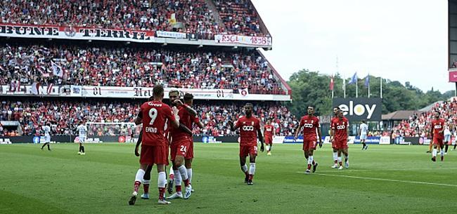 Foto: Sclessin va rugir face à Arsenal