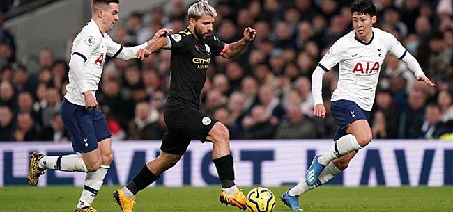 Foto: Agüero entre dans l'histoire du championnat d'Angleterre