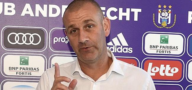 Foto: Anderlecht envoie d'emblée cinq joueurs dans le noyau B