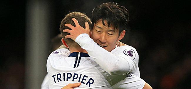 Foto: Champions League : Tottenham émerge après un match fou, Liverpool facile