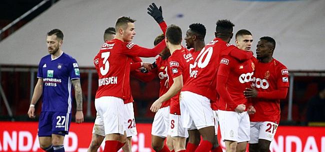 Foto: Crasson: le Standard a tout ce qu'il manque à Anderlecht
