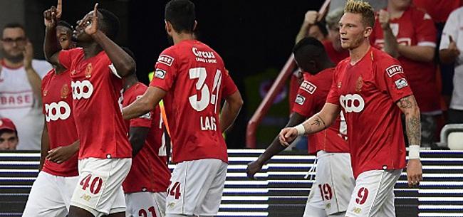 Foto: Le Standard et le Club Bruges se disputent un milieu mondialiste