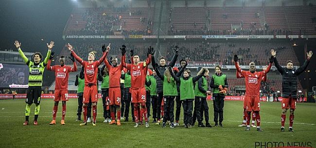 Foto: Le Standard vend un joueur: 2 millions d'euros en caisse