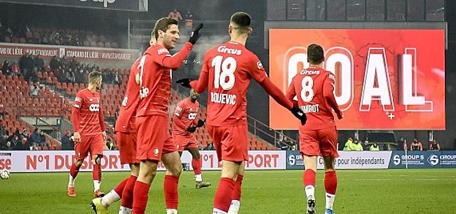 Foto: Hellers voit le Standard battre Arsenal: