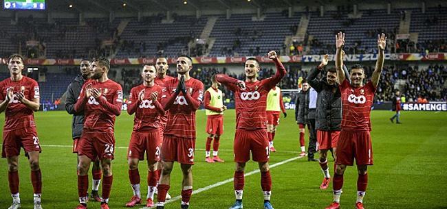 Foto: Le Standard a manqué de tact, pas Anderlecht