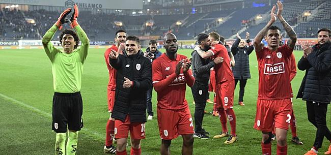 Foto: La Pro League a déjà condamné les clubs belges