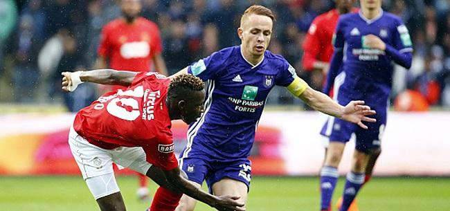 Foto: Anderlecht a touché quatre fois plus que le Standard