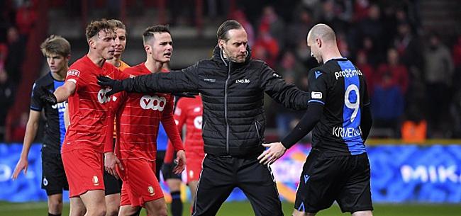 Foto: Le Standard ne méritait rien face à Bruges selon les