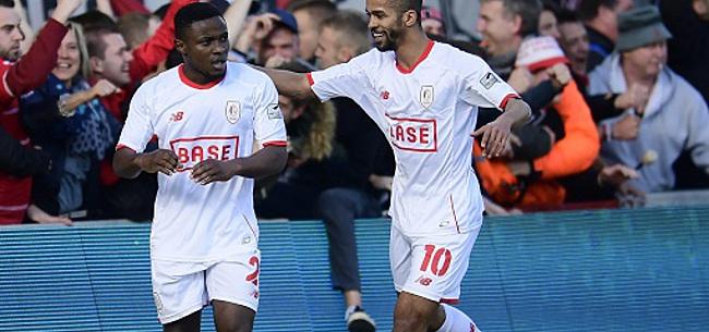 Foto: Un joueur du Standard repris avec sa sélection nationale