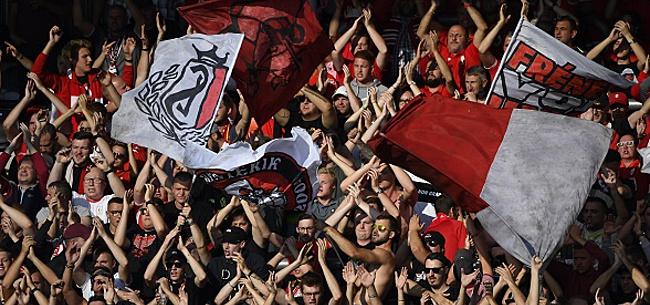Foto: Information importante en vue du choc wallon entre le Standard et Charleroi